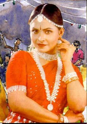 Actresses.Co: Hot Bangladesh actress Bijori Barkatullah