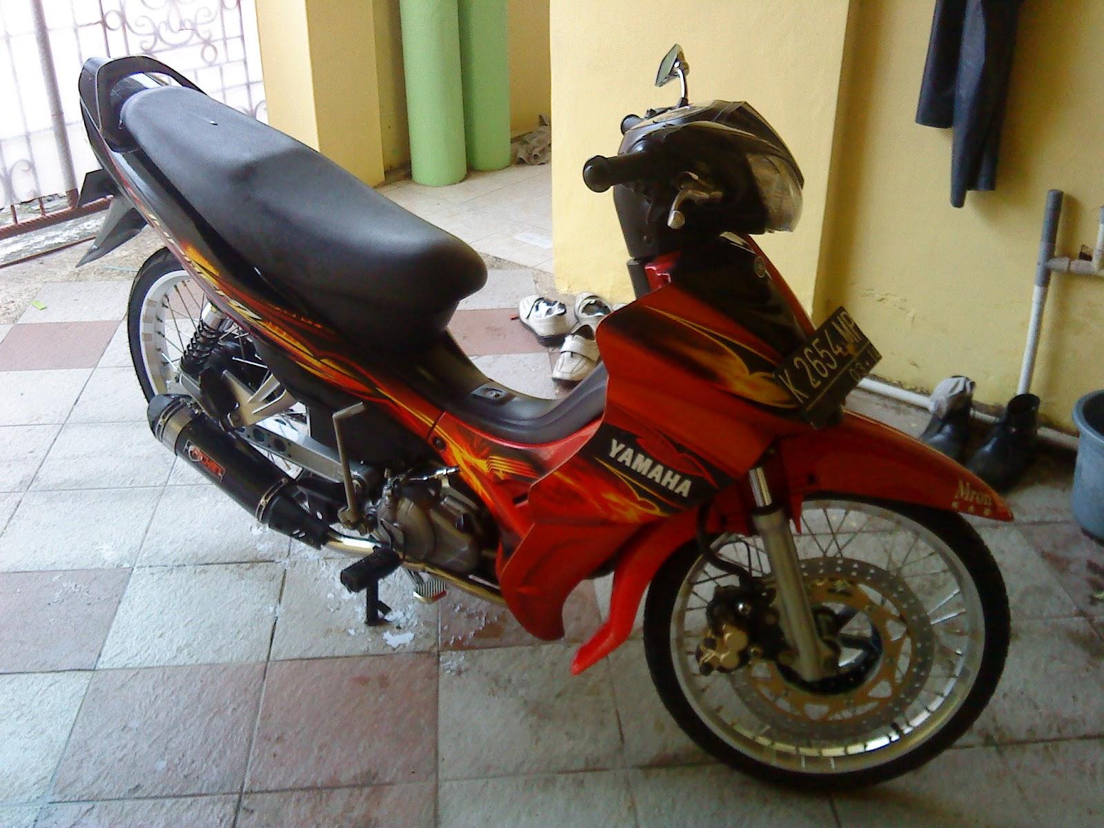 Modif Yamaha Jupiter Mx Velg Jari Jari