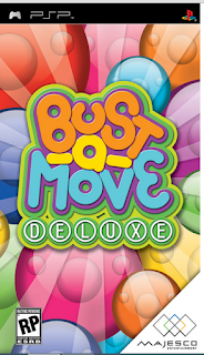 Bust a Move Deluxe PSP