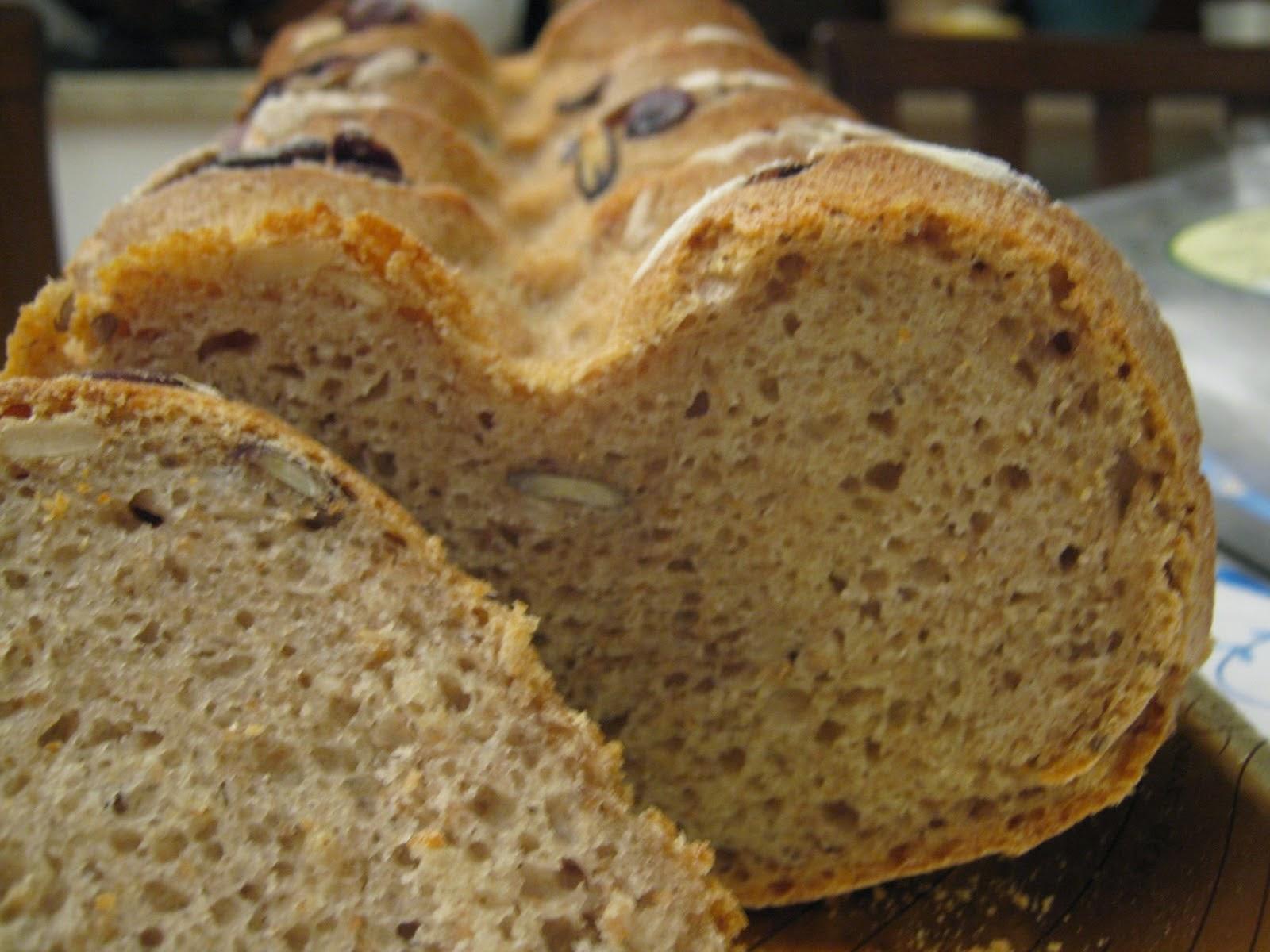forma di pane  all'avena