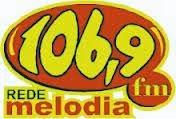 ouvir a Rádio Melodia FM 106,9 Cataguases MG