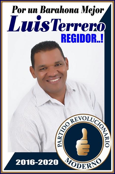 REGIDOR PRM BARAHONA