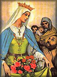 Third Order/Secular Franciscans: St Elizabeth of Portugal - July 4th