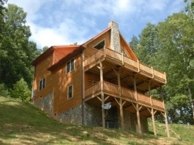 North carolina cabins mountain vacation rentals and for Boone ski cabin rentals
