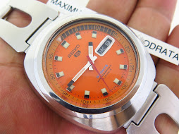 SEIKO 5 SPORTS ORANGE DIAL - AUTOMATIC 7S36A - JDM