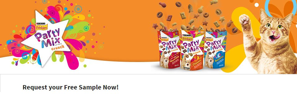 Purina Friskies FREE Sample Giveaway | Malaysia Free Sample Giveaway