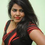 Sitara Hot Photos in Saree at Gundello Guchi Guchi Champake Movie Press Meet 21