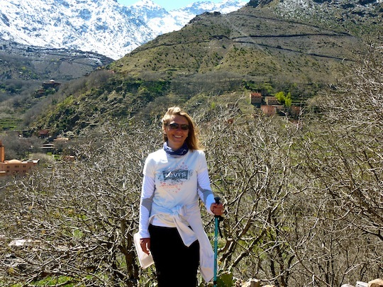Atlas Mountains Hiking