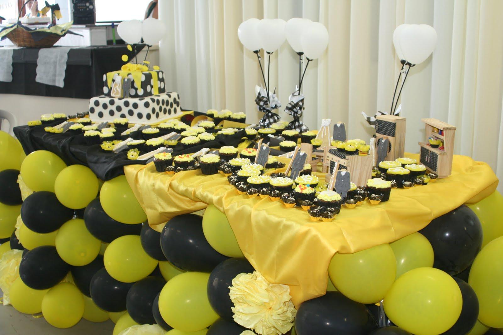 Resultado de imagem para cha bar amarelo e preto
