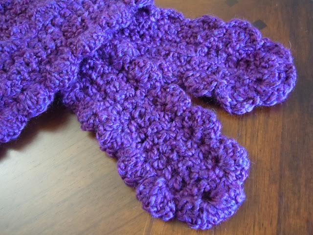 Crochet Scarf Patterns One Skein : Illuminate Crochet: One Skein To Rule Them All