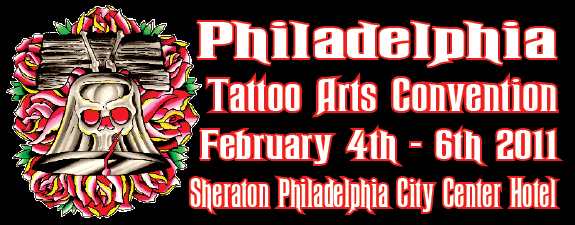 Philadelphia tattoo convention for Tattoo convention pa