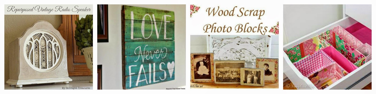 repurpose ideas from Vintage Inspiration Party