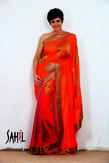 Sahil Indian Saree Fashion