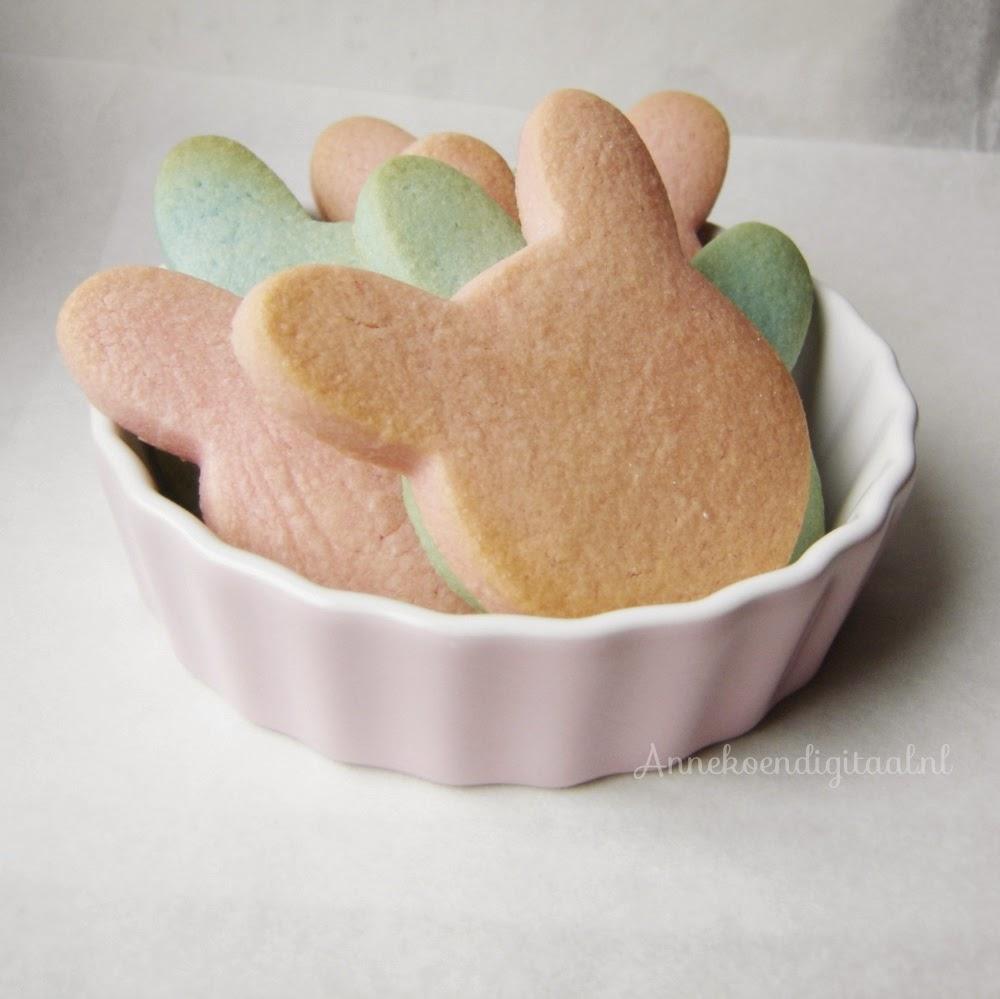 Recept Paas koekjes, koekjes zelf bakken, recept voor pasen, koekjes zelf bakken, cake en koekjes, koekjes recept, koekjes voor pasen