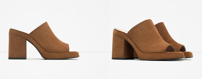 nueva colecci n de zapatos de zara oto o invierno 2015. Black Bedroom Furniture Sets. Home Design Ideas