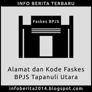 Alamat dan Kode Faskes BPJS Tapanuli Utara