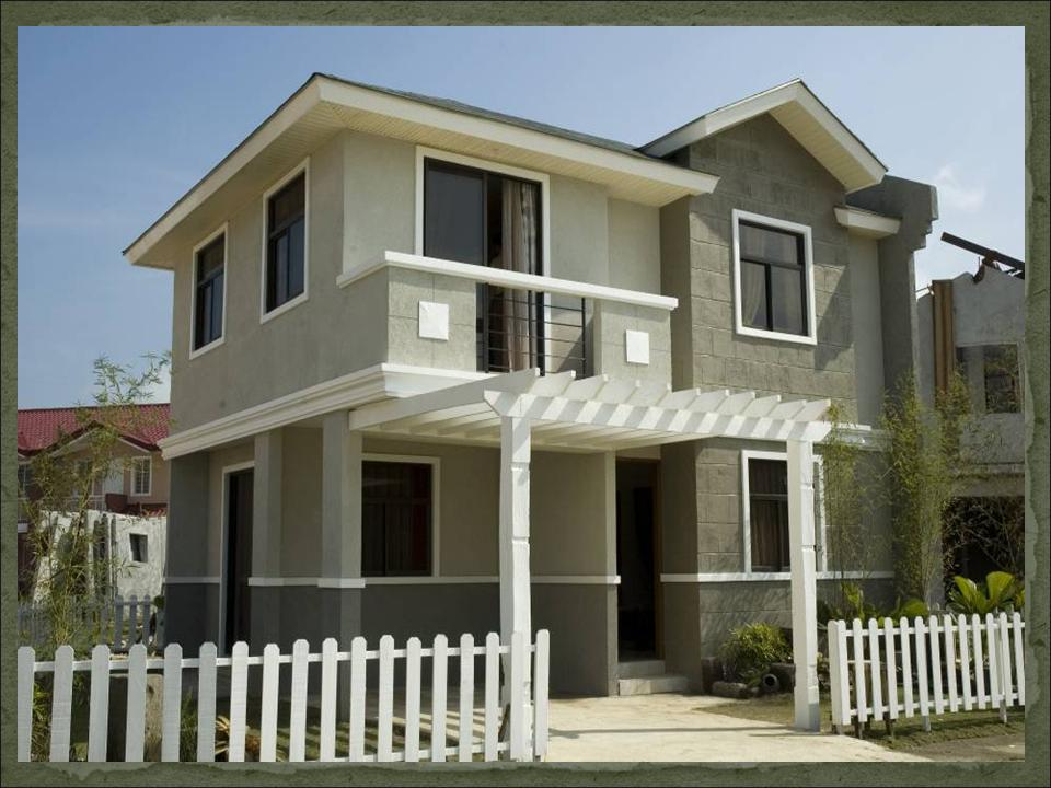 Jade dream home designs of lb lapuz architects builders for Architecture house design philippines