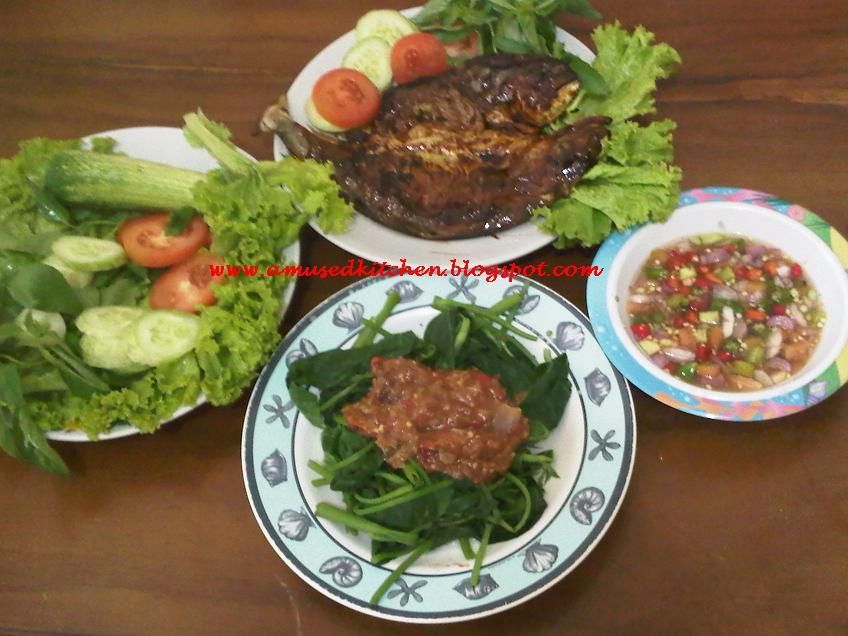 Resep Masakan Plecing Kangkung Khas Bali
