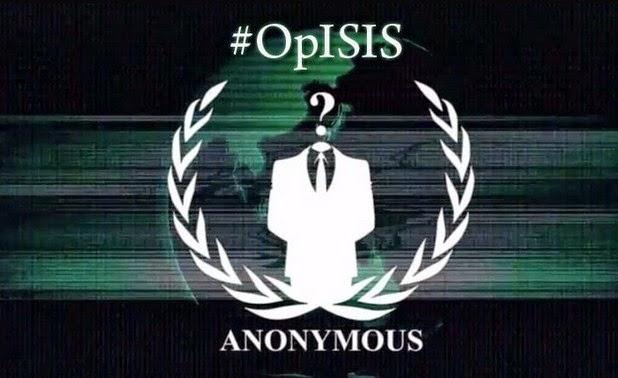 """Senjata"" Cyber ISIS Dibajak Anonymous"