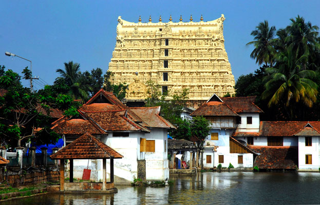 Sree Padmanabhaswamy Temple Kerala on unesco list