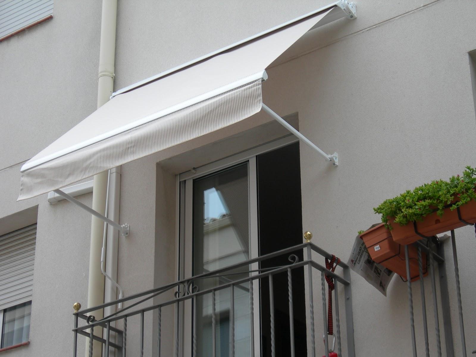 Toldos campos toldos para ventana for Precios de toldos para balcones