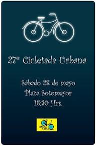 27 cicletada urbana