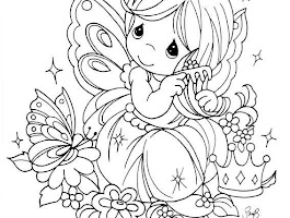 Adult Exotic Bird Coloring Page