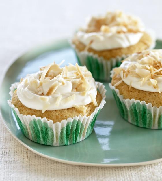 muffin senza glutine con farina di riso e mandorle