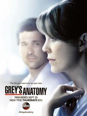 Download Grey's Anatomy S11E05 HDTV AVI + RMVB Legendado Baixar Seriado 2014