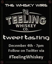 Teeling Whiskey Tweet Tasting