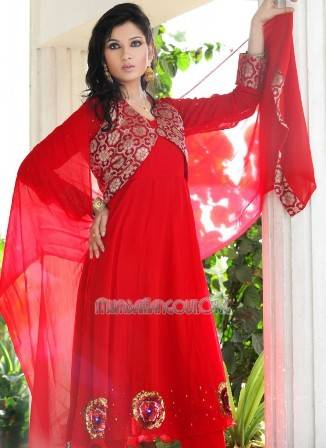 Indian-Girls-Casual-Dresses-Trends 2013-14