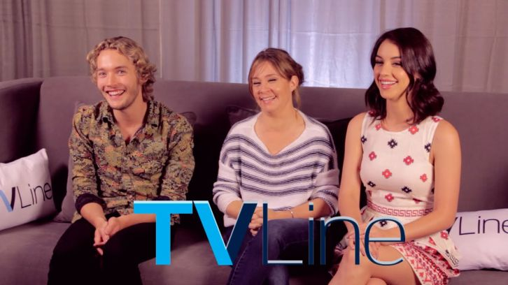 Reign - Season 2 - Comic-Con 2014 Video Interview
