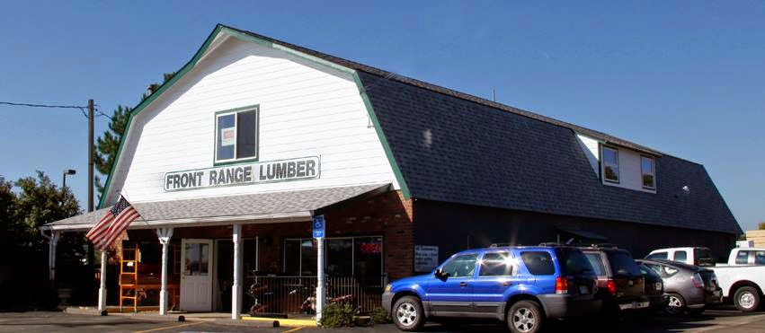 Front Range Lumber is a full service lumber yard and hardware store serving Denver