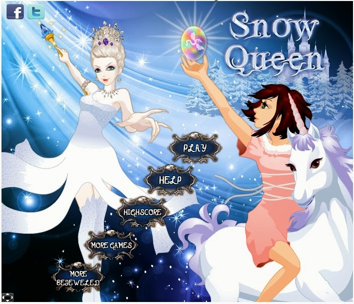 Snow Queen-Game Permainan Online