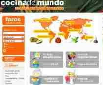 Recetas de cocina de todo el mundo CocinaDelMundo