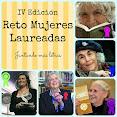 IV EDICION DEL RETO DE MUJERES LAUREADAS