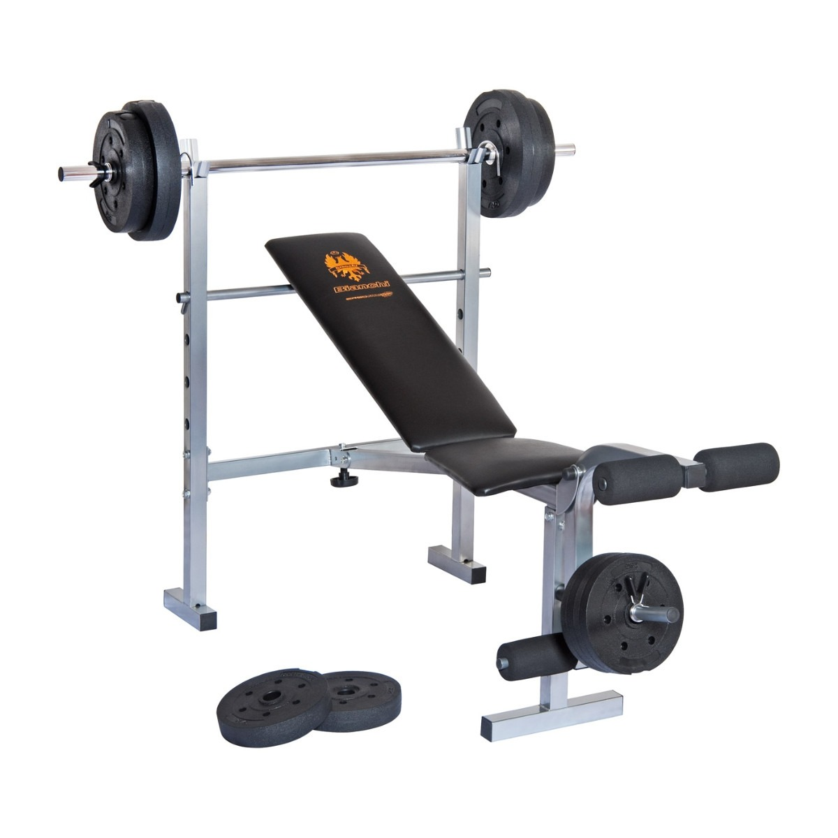 Arma tu gym en tu propia casa culturismo superior for Aparatos para gimnasio