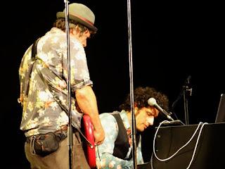 25.06.2015 Dortmund - Schauspielhaus: Paul Wallfisch / Markus Maria Jansen