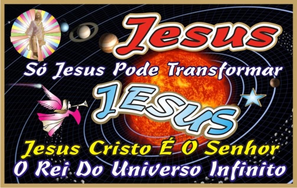 Só Jesus Tem O Poder Singular do Altíssimo