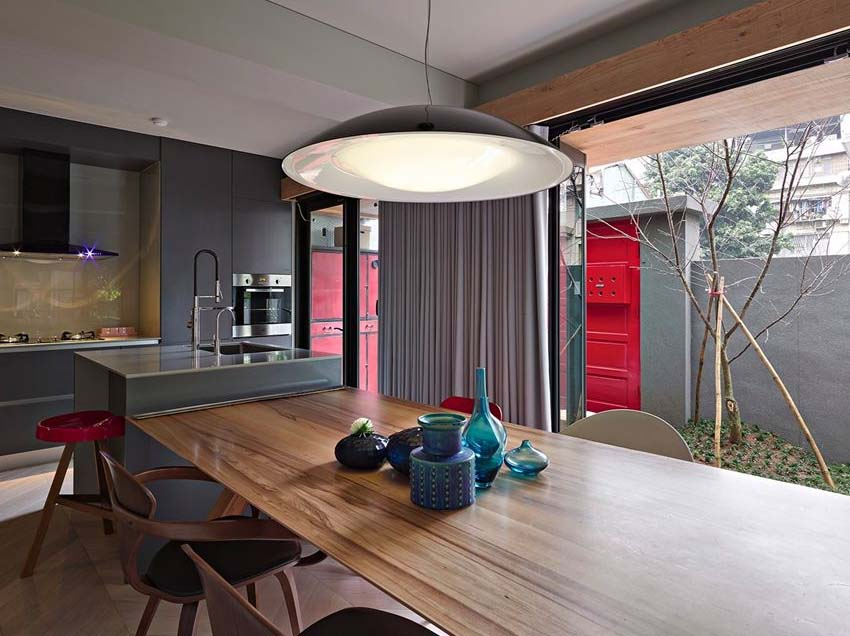 Mobili colorati moderni latest voglia di una cucina moderna e colorata che sia funzionale ma - Mobili colorati design ...