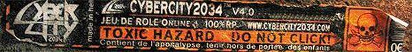 Cybercity 2034