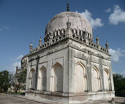 Qutub Shahi Tombs India