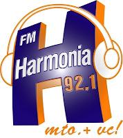 Rádio Harmonia FM de Cerquilho ao vivo