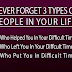 Jangan lupa 3 jenis orang macam ni!