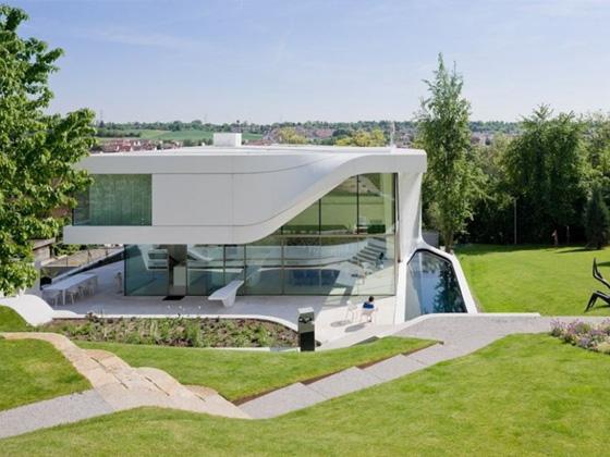 Haus am Weinberg - UNStudio