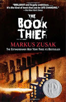 Cover of The Book Thief by Markus Zusak