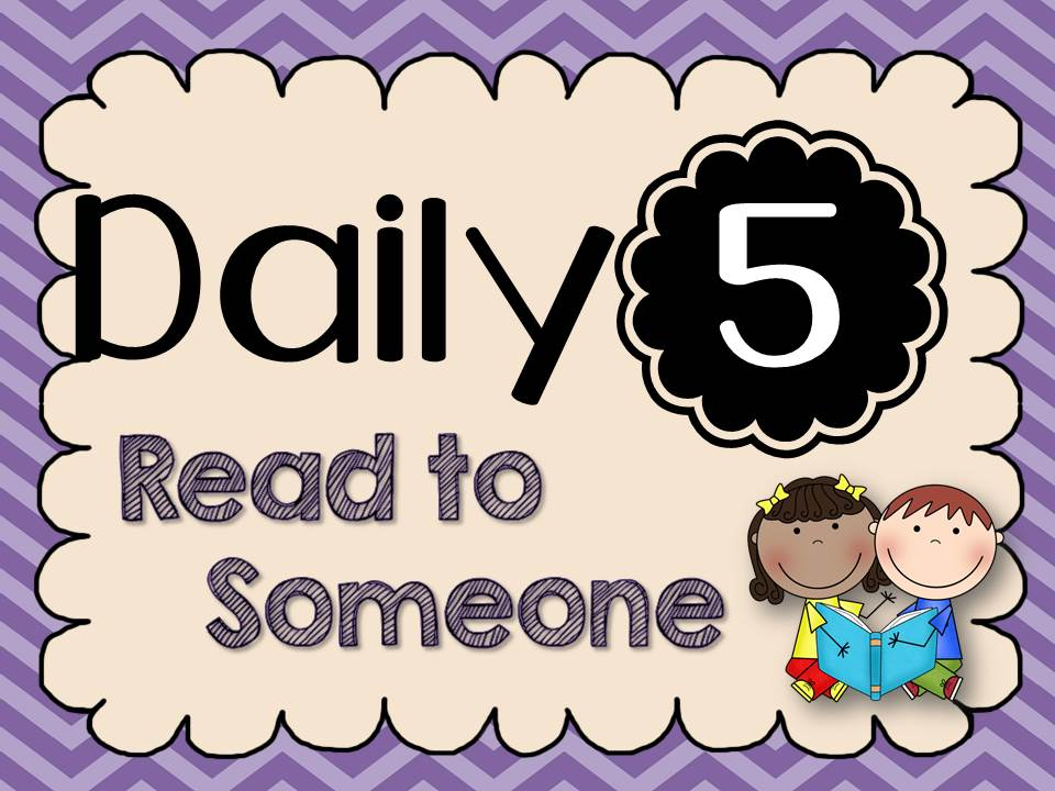 Read to someone image