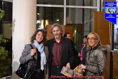 Με επιτυχία πραγματοποιήθηκε στην Φιλιππιάδα η παρουσίαση του βιβλίου του συγγραφέα Γιάννη Καλπούζου
