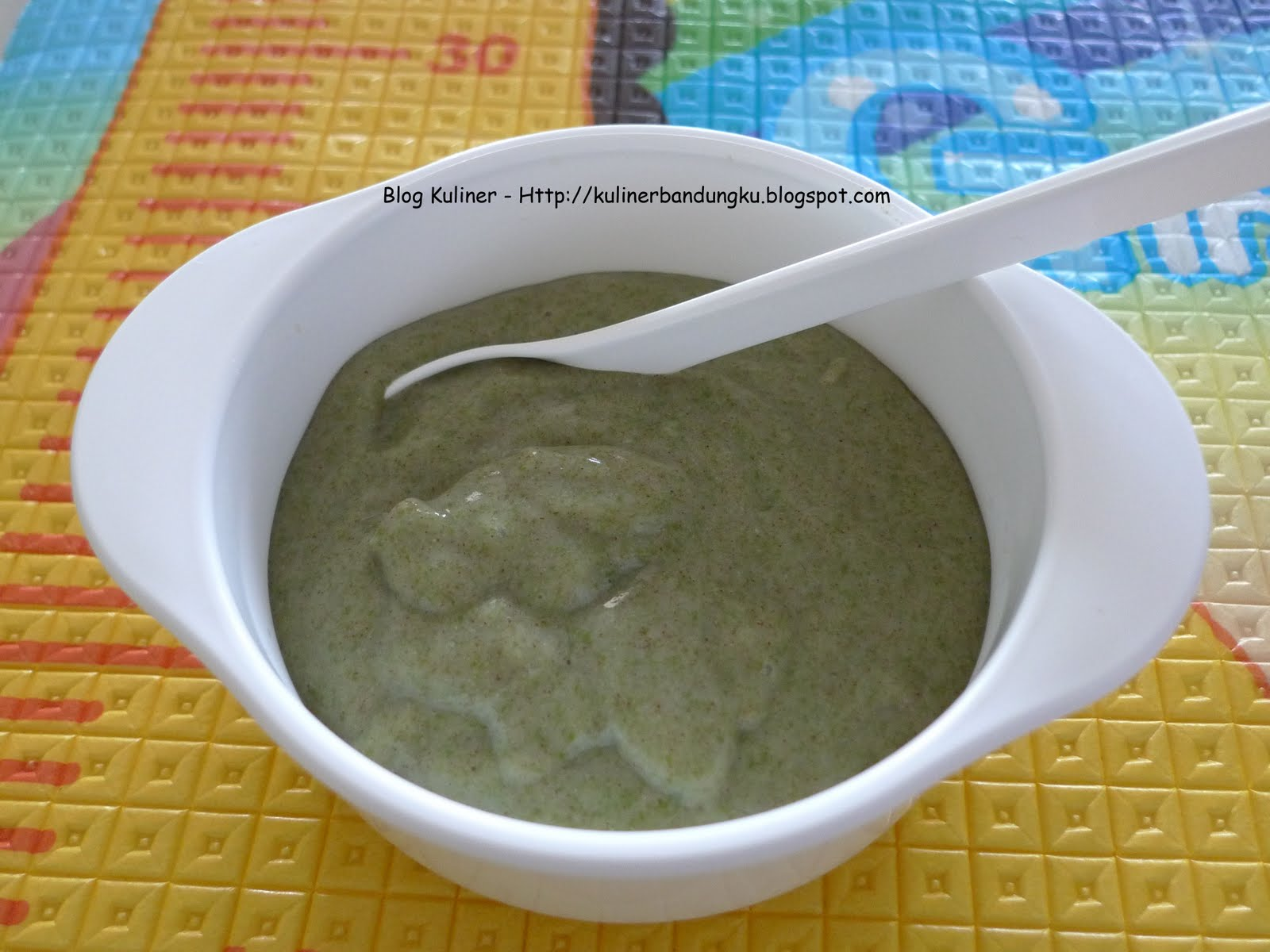 Makanan Sehat Bayi 6 - 12 bulan