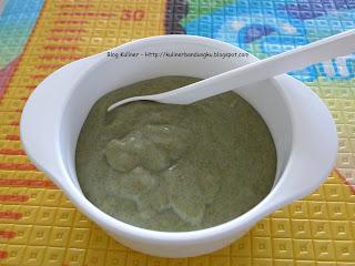 Makanan Bayi 6 Bulan Kacang Hijau